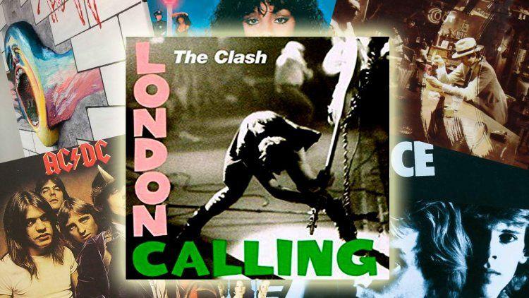 London Calling de The Clash y otros 10 clásicos que cumplen 40 años