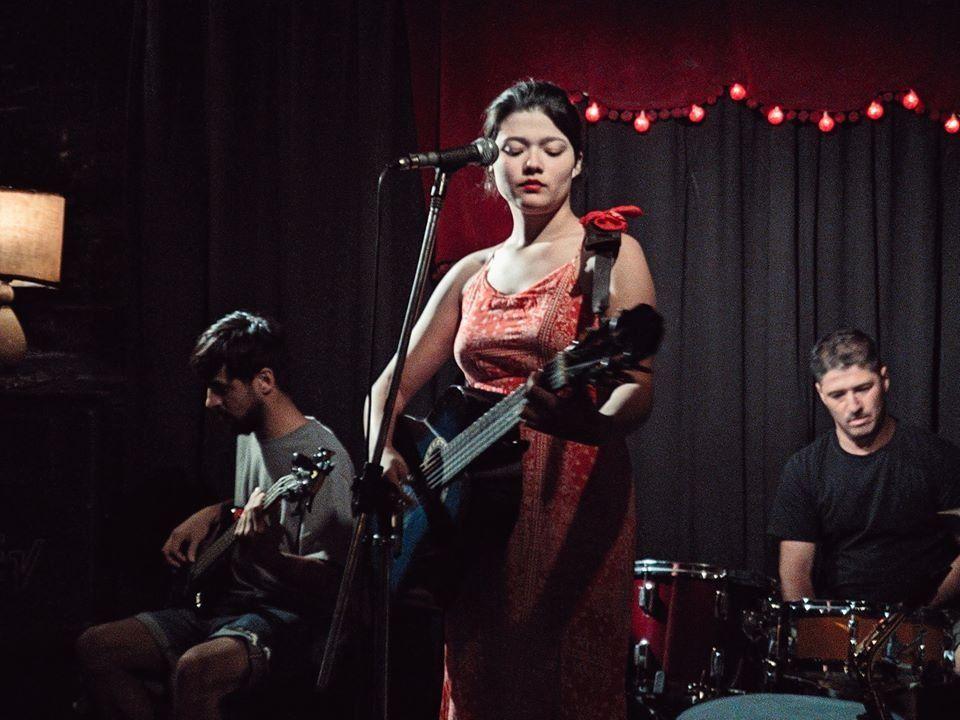 Rock, pop y blues con Antonella Restucci