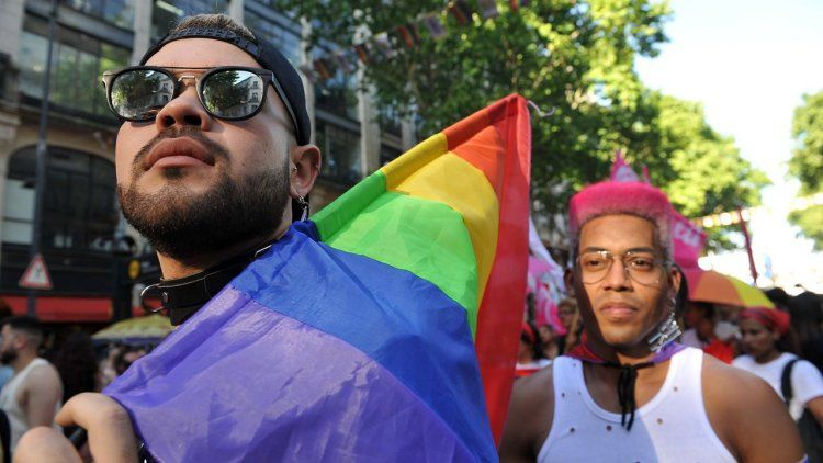 La década terminará con 70 países donde aún se criminaliza al colectivo LGBTI+