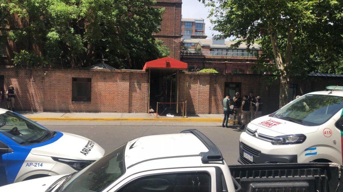 Puerto Madero | Balearon a dos turistas ingleses en la puerta del Hotel Faena: uno murió