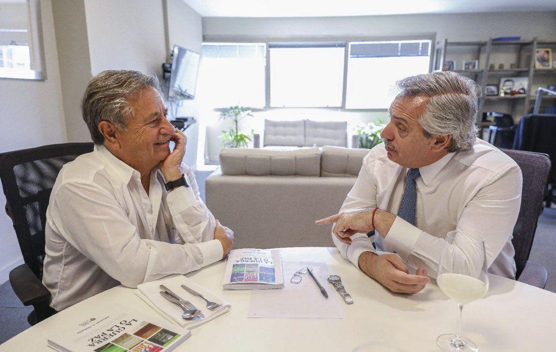 El ex presidente Eduardo Duhalde quiere ayudar a bajar el precio de los alimentos