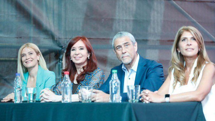 Cristina Kirchner: La doble indemnización es un acto de justicia