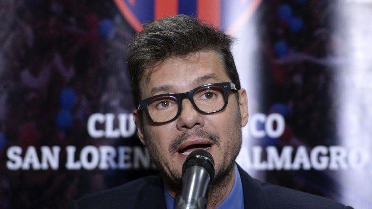 MarceloTinellies el nuevo presidente de San Lorenzo