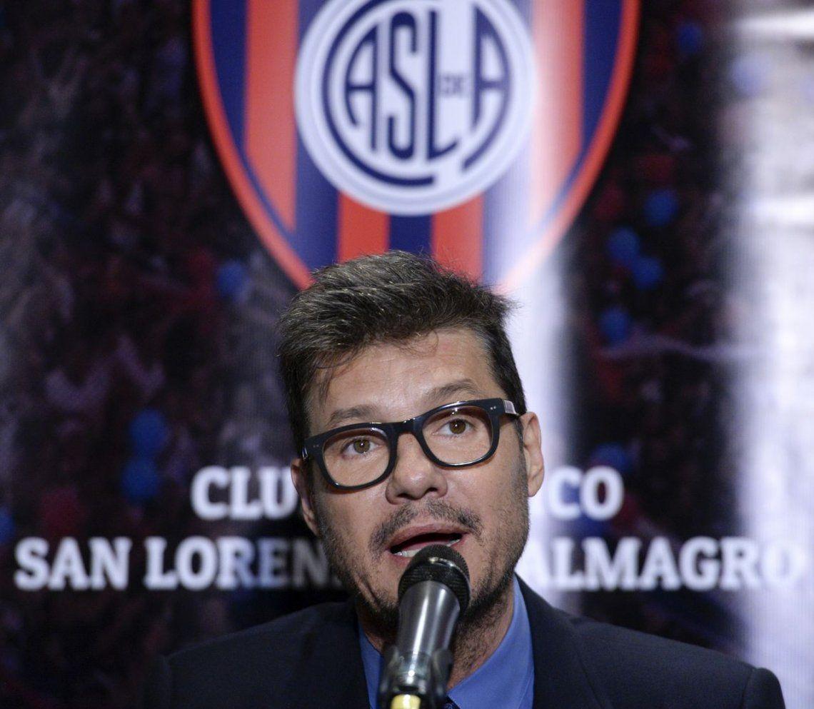 MarceloTinelli arrasó en las urnas yes el nuevo presidente de San Lorenzo