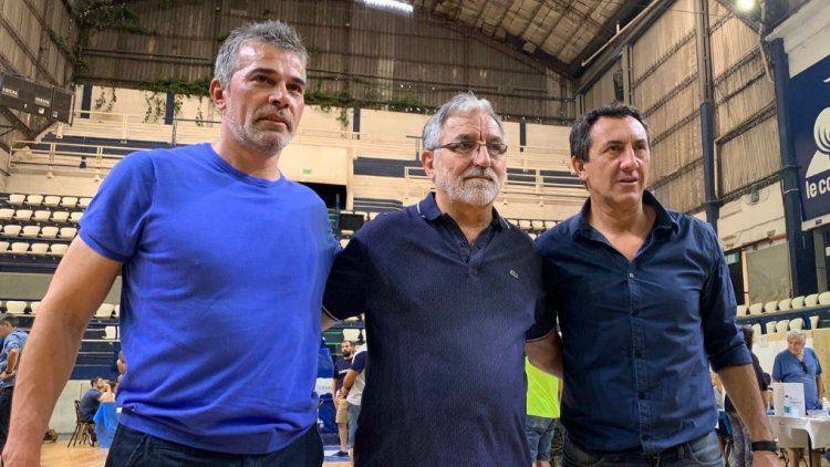 Hay Diego para rato en Gimnasia: Pellegrino ganó las elecciones