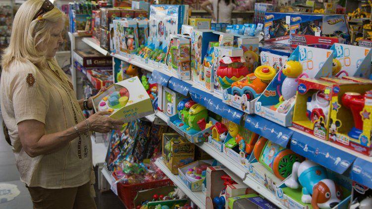 Luego del rubro textil, los juguetes se encuentran en segundo lugar a la hora de expectativa de ventas.