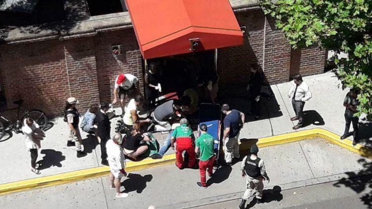 En Puerto Madero, los asaltos con motos se cuadruplicaron en un año