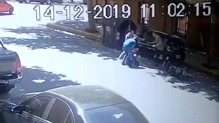 Motochorros   Diez robos por día con una modalidad que no tiene freno