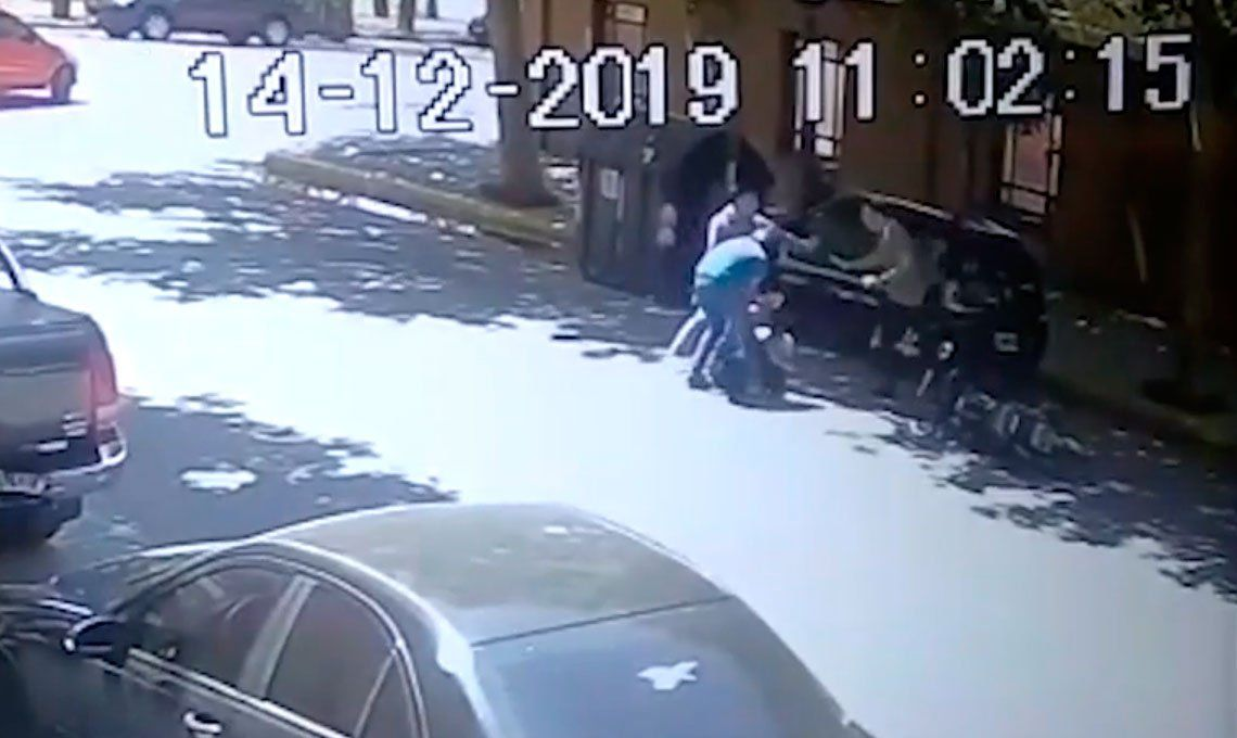 Crimen del turista en Puerto Madero: cuatro detenidos y un identificado