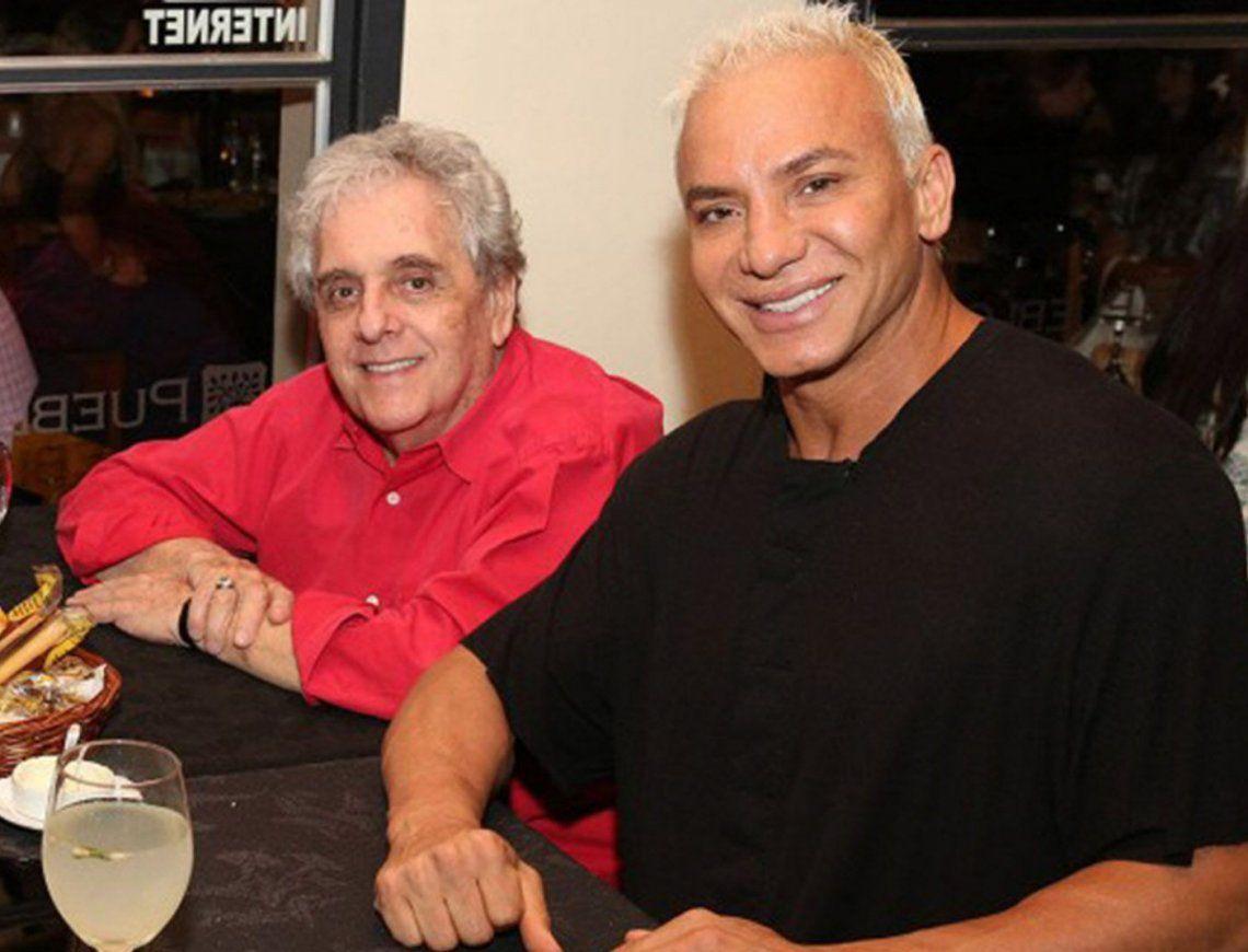 Gasalla y Flavio en Carlos Paz