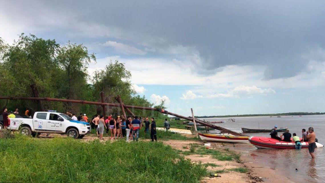 Hallaron el cuerpo de Fiorella Furlán, la chica de 22 años que cayó en un arroyo con su auto