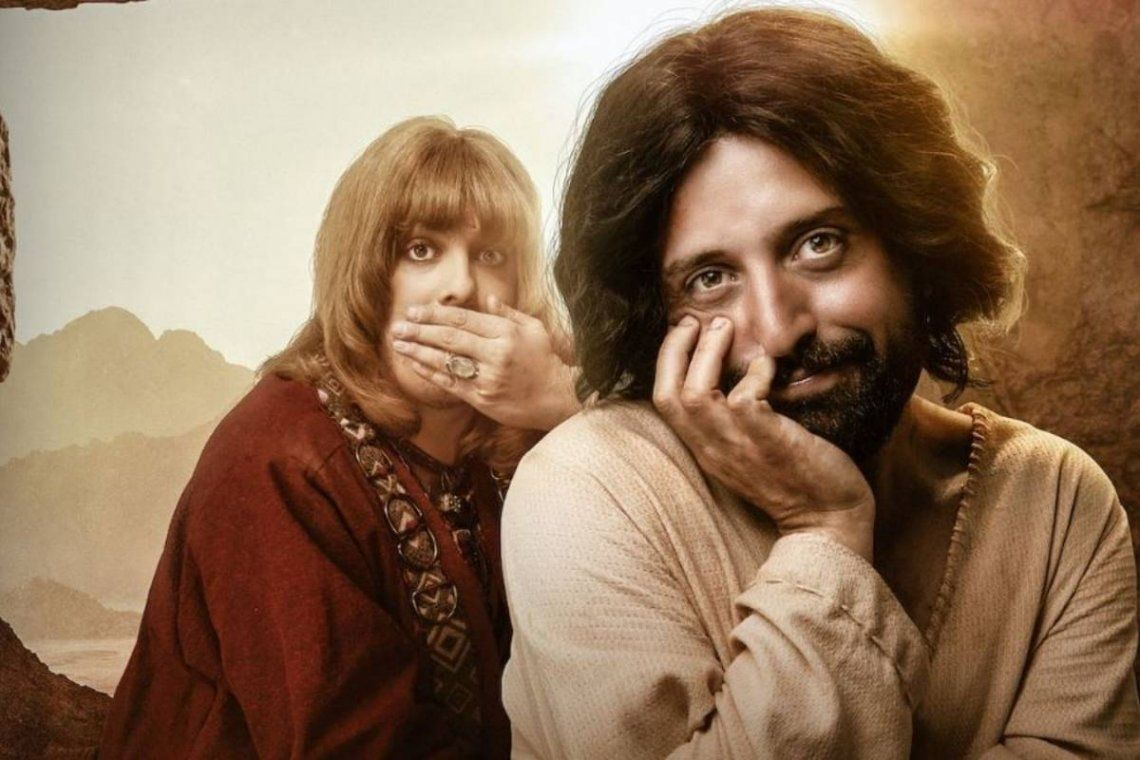 Chau Netflix: el hashtag para boicotear una película en la que Jesús es homosexual
