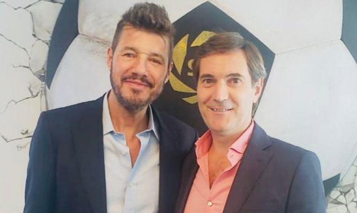 Marcelo Tinelli es oficialmente el presidente de Superliga en una votación unánime