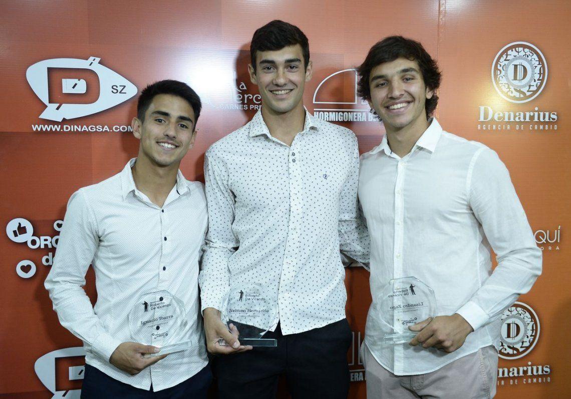 Los ganadores de los Premios Olimpia 2019, en fotos
