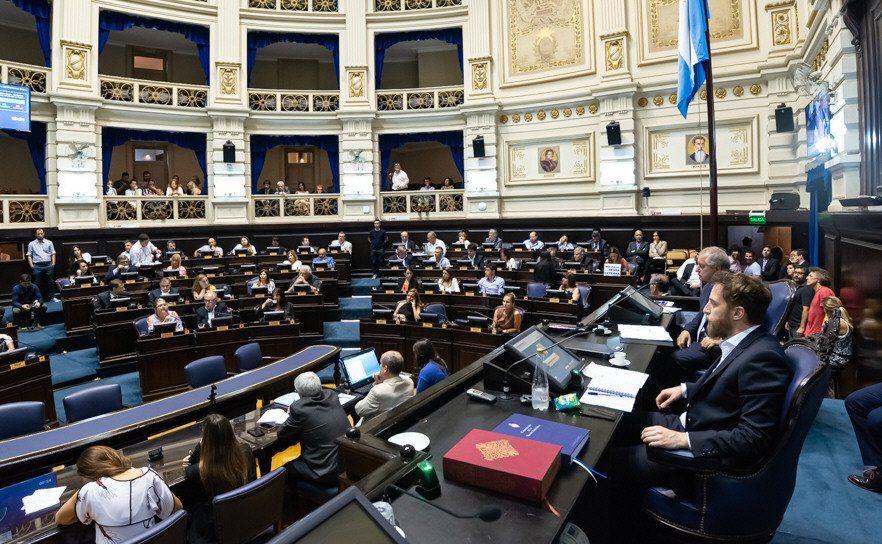 Con modificaciones, convirtieron en ley el proyecto bonaerense