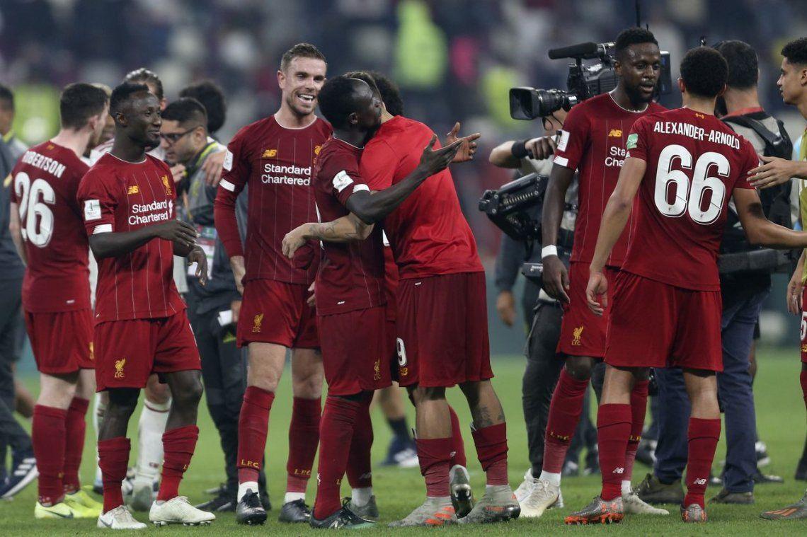 Con un golazo de Firmino en el alargue, Liverpool le ganó a Flamengo la final del Mundial de Clubes