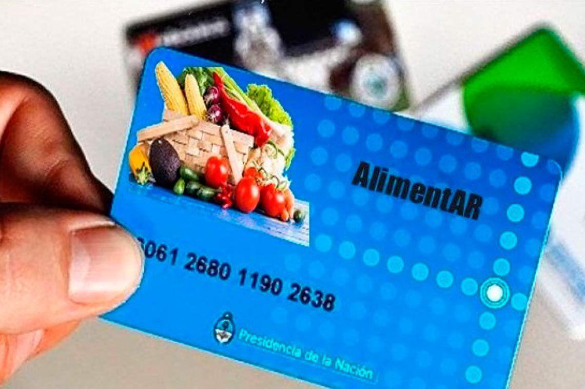Tarjeta Alimentar: así será el calendario de acreditación de pagos