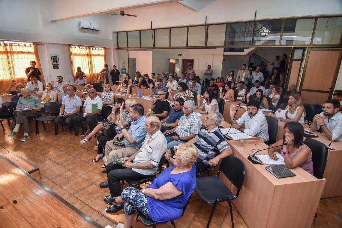 Tres de Febrero, Hurlingham y San Martín: fuerte aumento de tasas de servicios generales