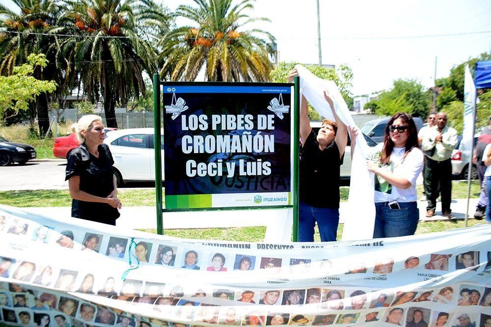 Ituzaingó: homenajean a las víctimas de Cromañón