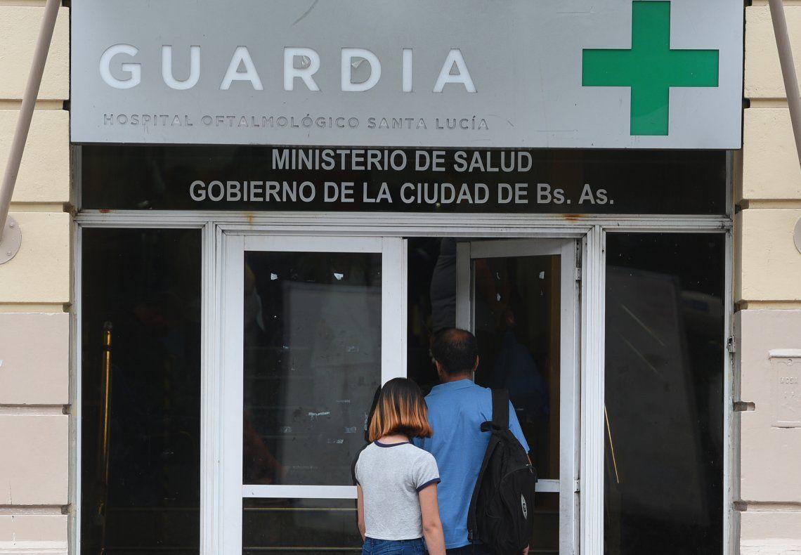 El Hospital Santa Lucía recibió la mitad de casos que la Navidad del año pasado.