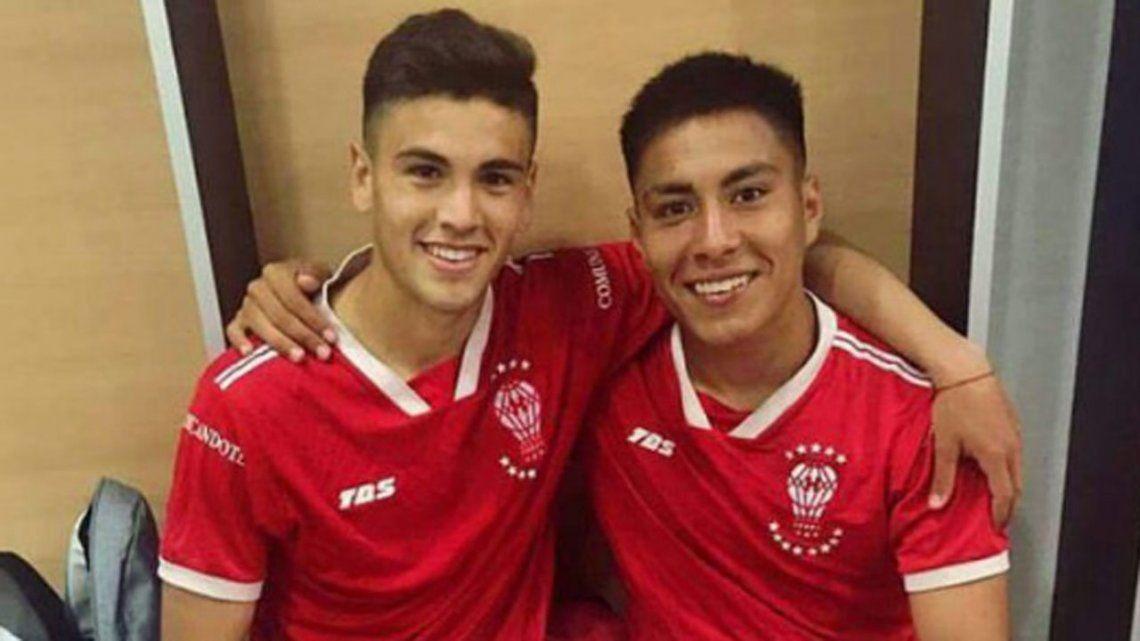 Detuvieron a dos jugadores profesionales de Huracán acusados de violar en manada a una chica