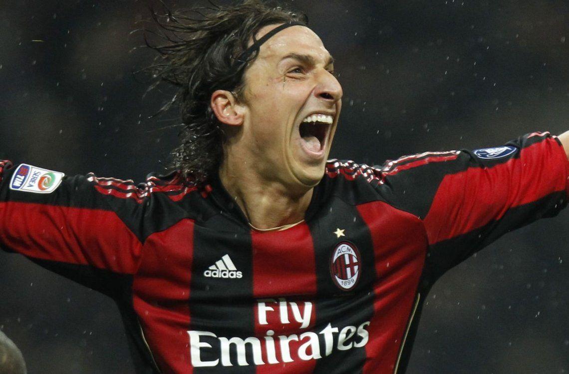 Vuelve el espectáculo al Calcio: Zlatan Ibrahimovic firmará con el Milán