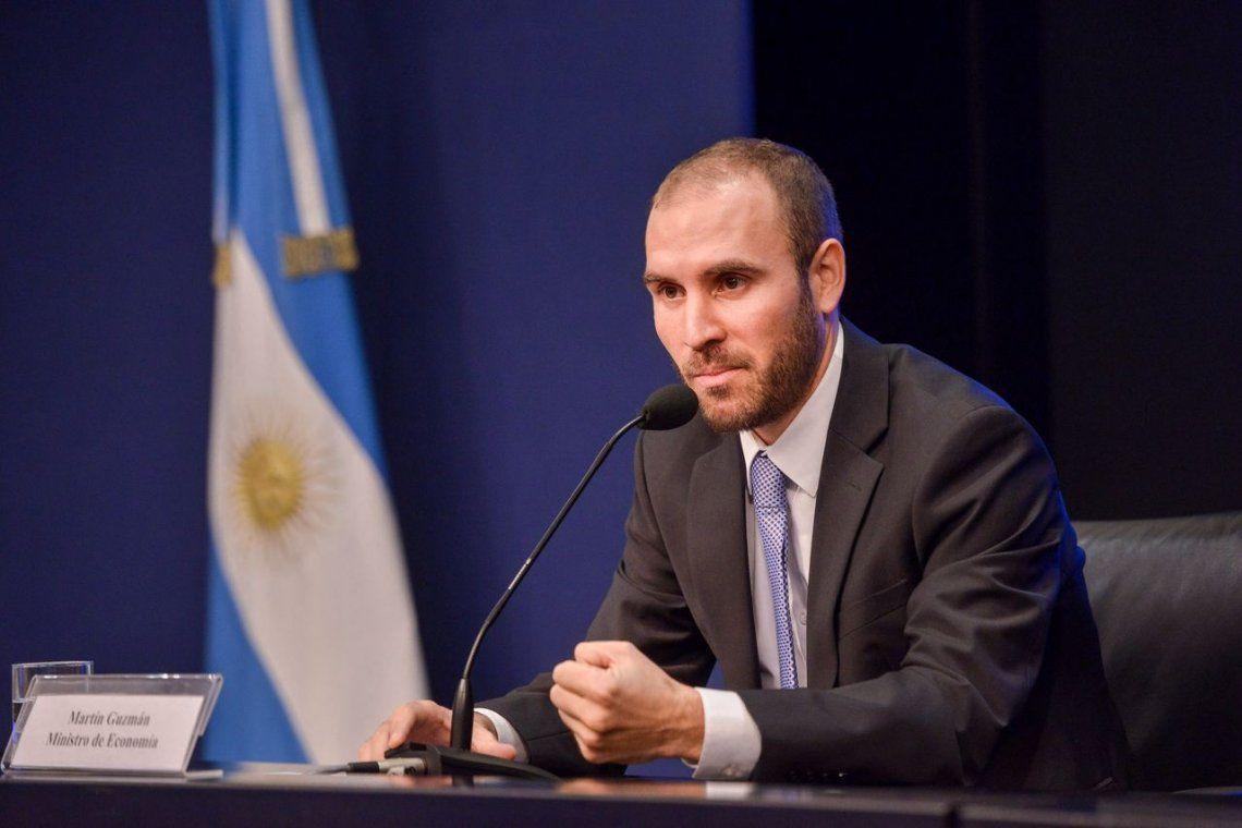 Guzmán se reunirá con la directora del FMI en el Vaticano