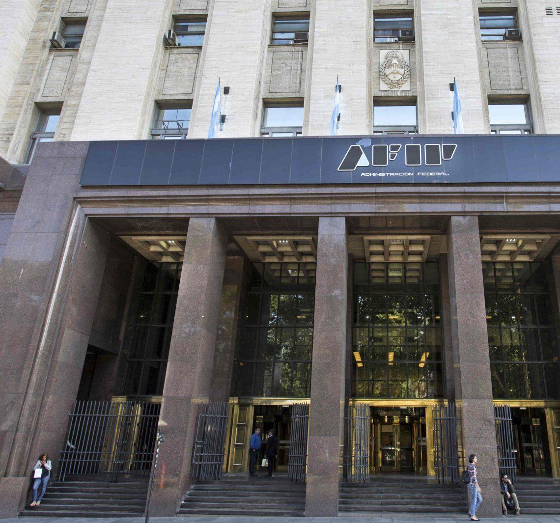 La AFIP dará los datos de la recaudación tributaria.
