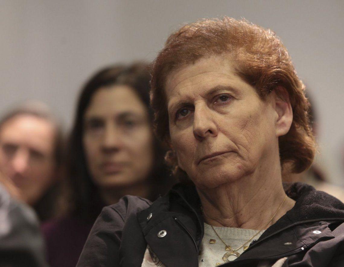 Sara Garfunkel, la madre de Nisman, denunció a Alberto Fernández por presunta intromisión en la causa de la muerte de su hijo