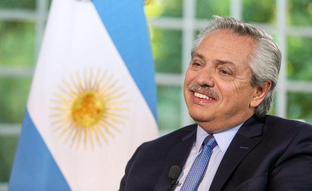 El presidente Alberto Fernández concedió un reportaje a radio Continental en el último día de 2019.