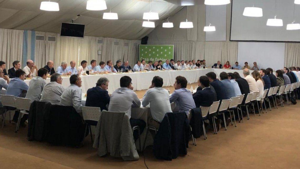 Ley Impositiva: Axel Kicillof se reúne con intendentes de Juntos por el Cambio