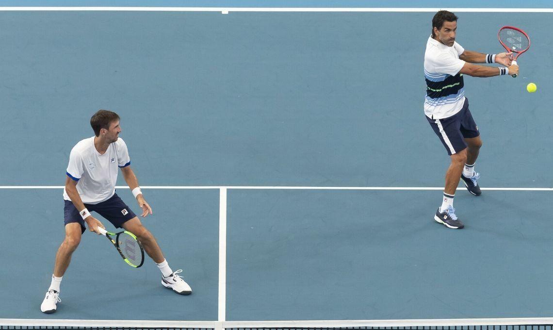 Copa ATP en Australia: Argentina venció a Polonia por 2 a 1 en el debut