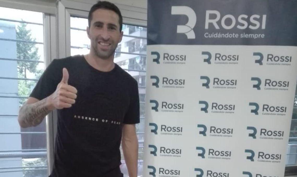 Donatti ya se hizo la revisión médica y confesó: Soy hincha de San Lorenzo