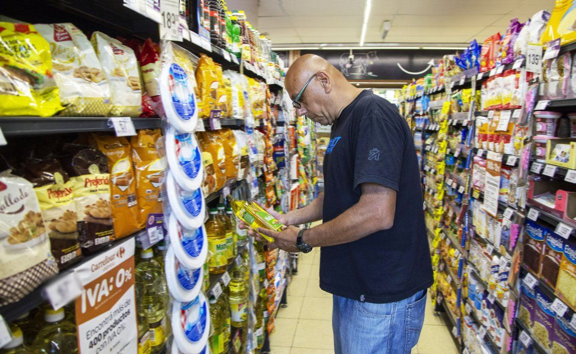 Precios cuidados: advierten que productos tienen subas de hasta un 60 por ciento