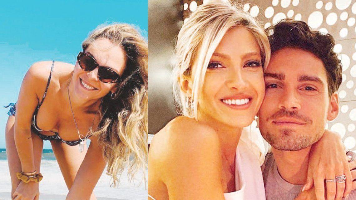 Las famosas disfrutan el verano a puro romance