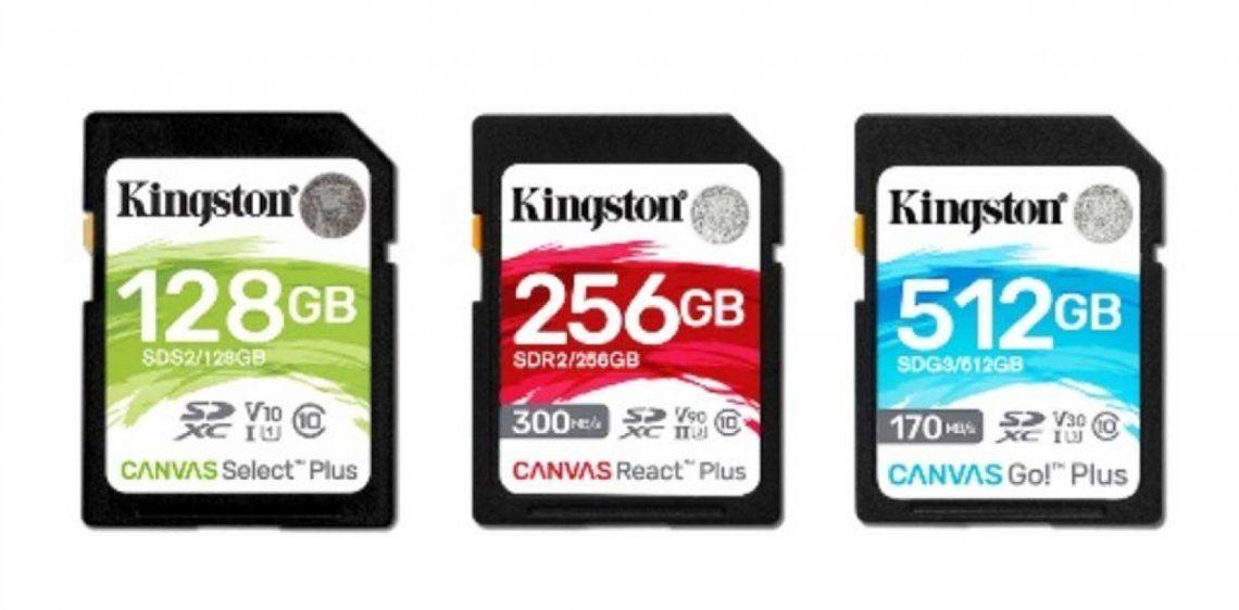 CES 2020 | Kingston revela sus nuevas grandes apuestas: tarjetas UHS-II y SSD NVMe 4.0