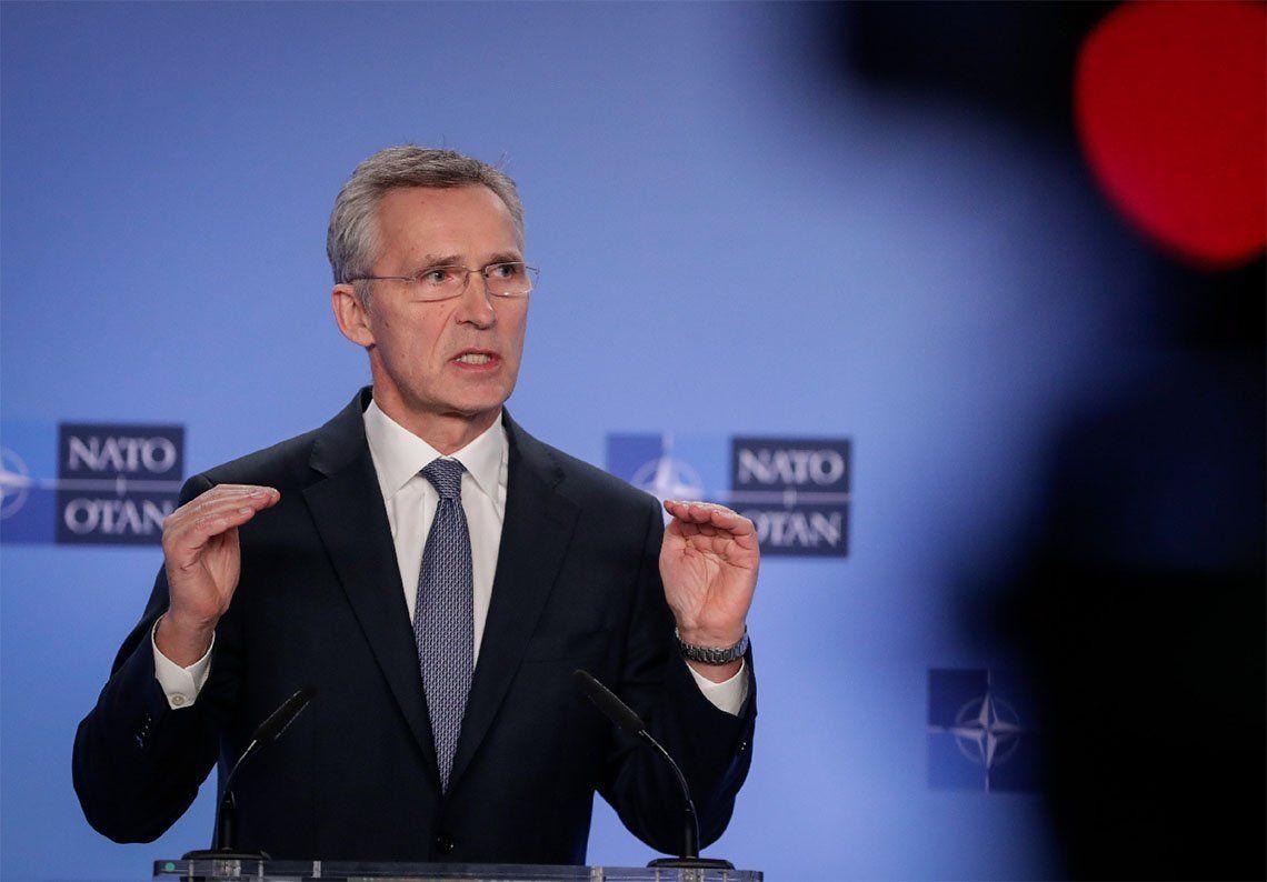 Medio Oriente: la OTAN se alinea con el discurso Donald Trump