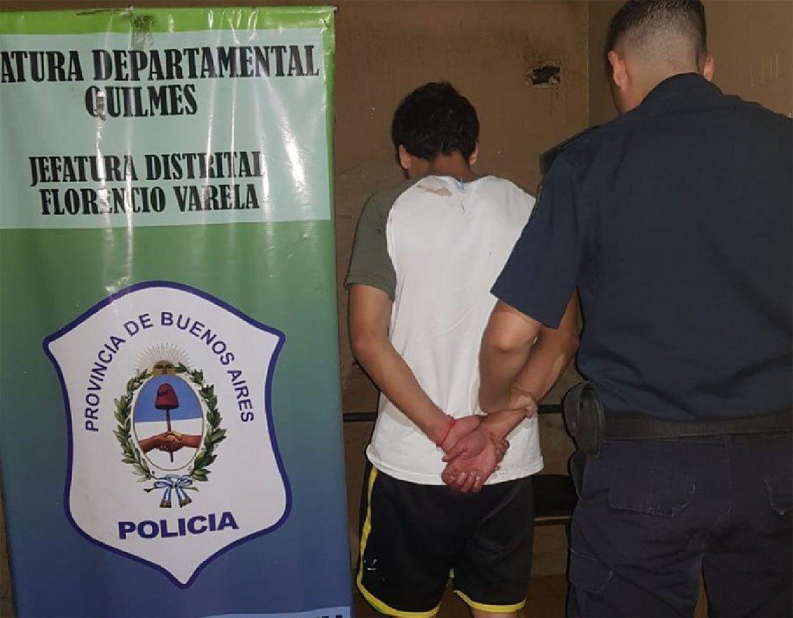 Florencio Varela: un joven mató a otro con un cuchillo en cocina en una pelea de borrachos