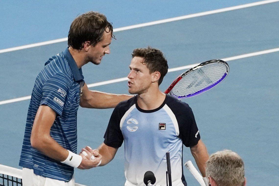 En fotos: fin del sueño argentino en la ATP Cup