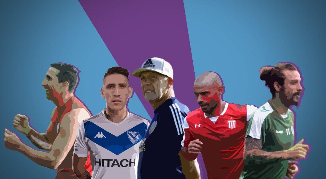 Mercado de pases: todas las transferencias de los clubes de la Superliga
