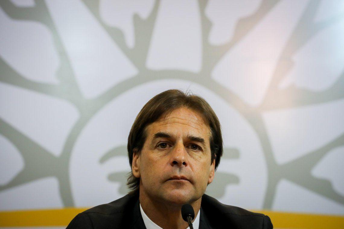 Lacalle Pou buscará que empresarios y fondos argentinos se radiquen en Uruguay