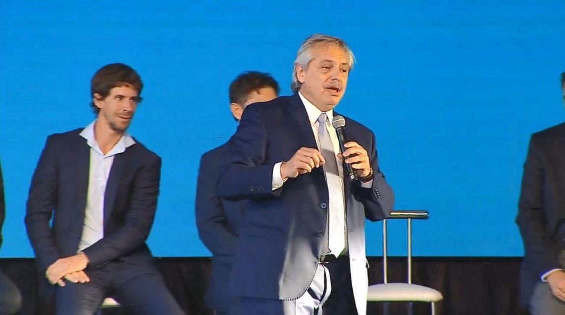 Alberto Fernández pidió que se denuncie a quienes aumentan precios