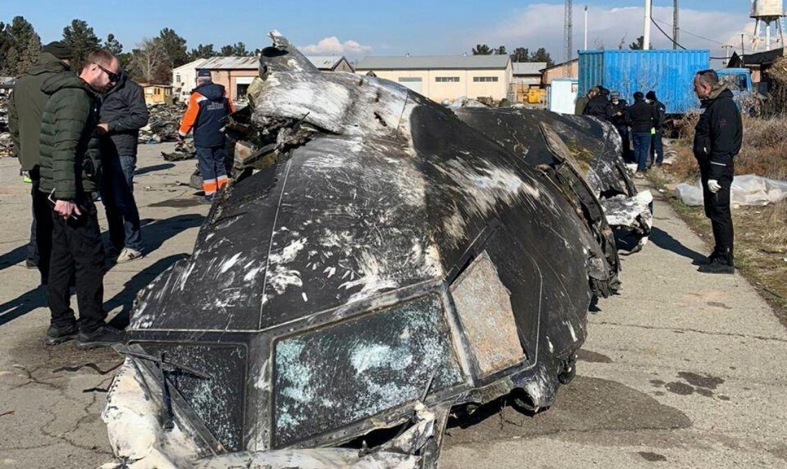 Ucrania exige a Irán justicia e indemnizaciones por el derribo del avión