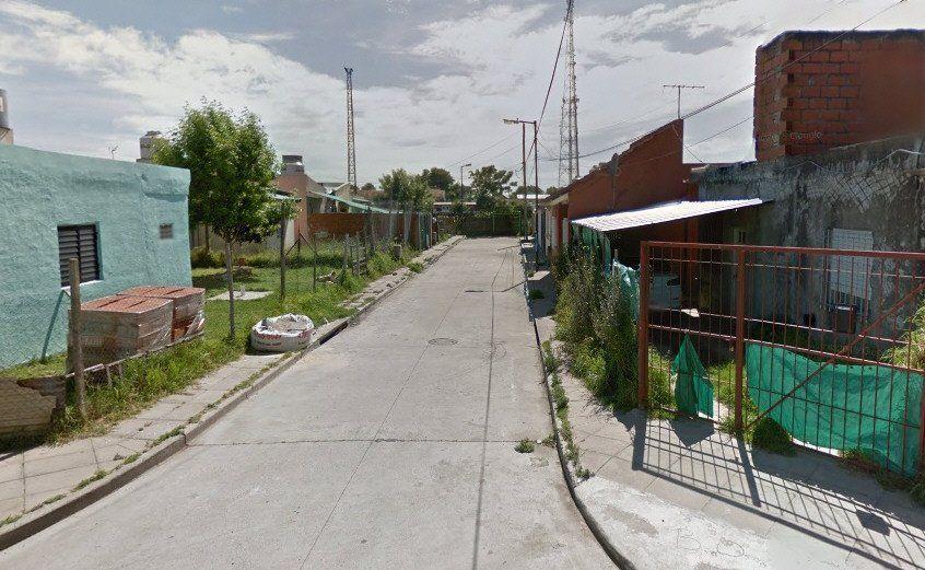 La zona en la que se produjo el intercambio de disparos.