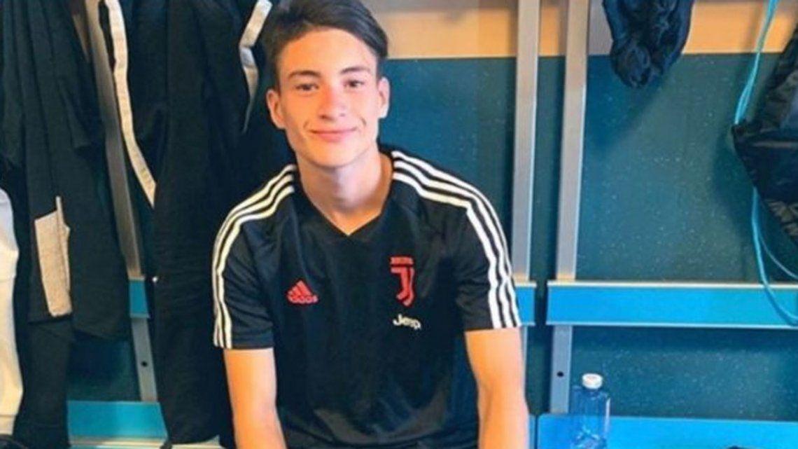 Soulé dejó Vélez por la patria potestad y firmó con Juventus