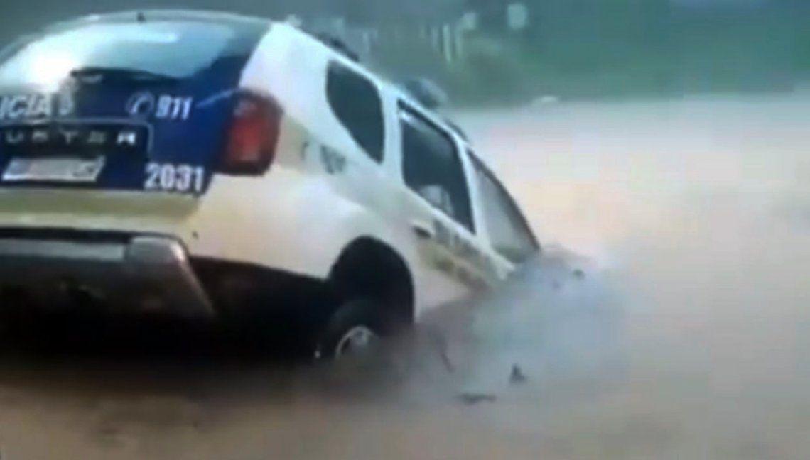 Unos 200 evacuados por un temporal en Tucumán