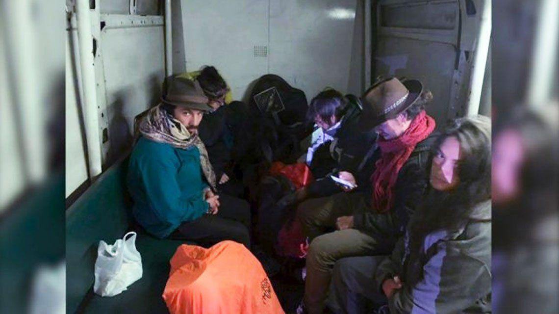 Machu Pichu: expulsaron de Perú a los dos argentinos que atentaron contra la ciudadela inca