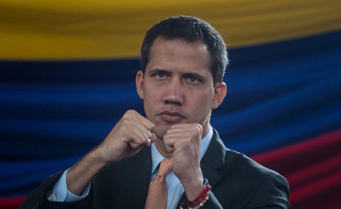 Venezuela: un asesor de Juan Guaidó reconoció que contrató y pagó a mercenarios