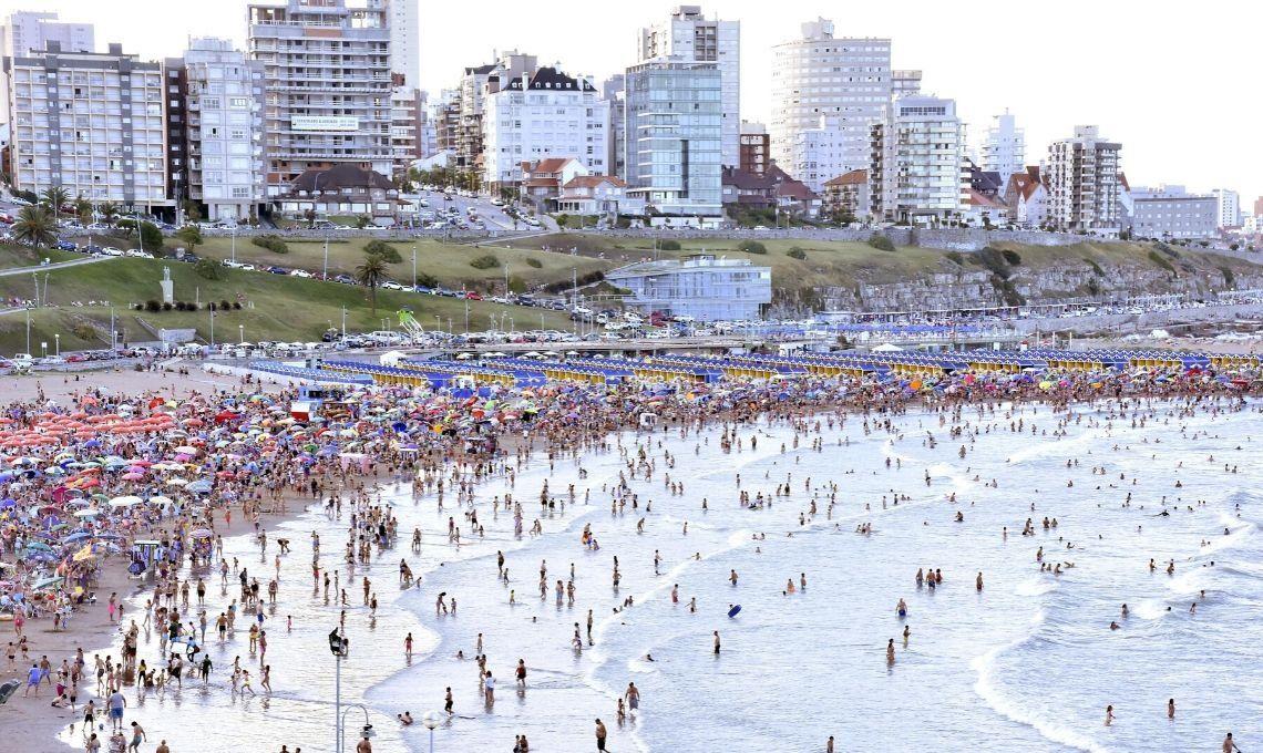 La ocupación hotelera promedio durante el verano en todo el país fue del 75%