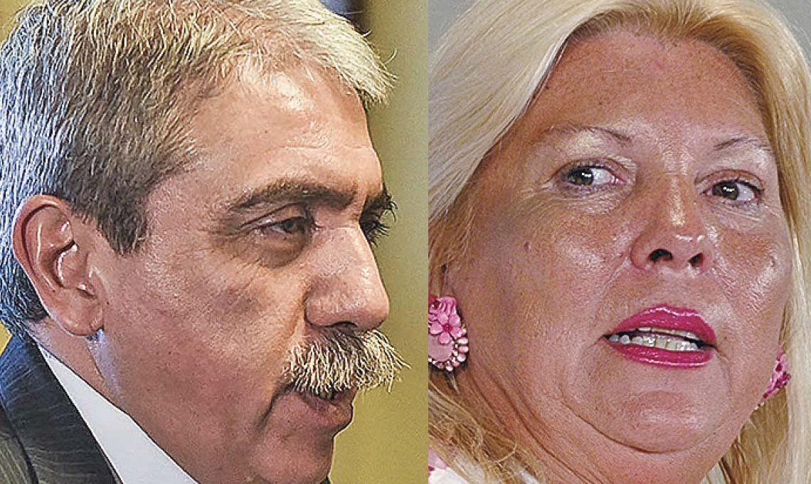 Aníbal Fernández pidió que internen a Elisa Carrió